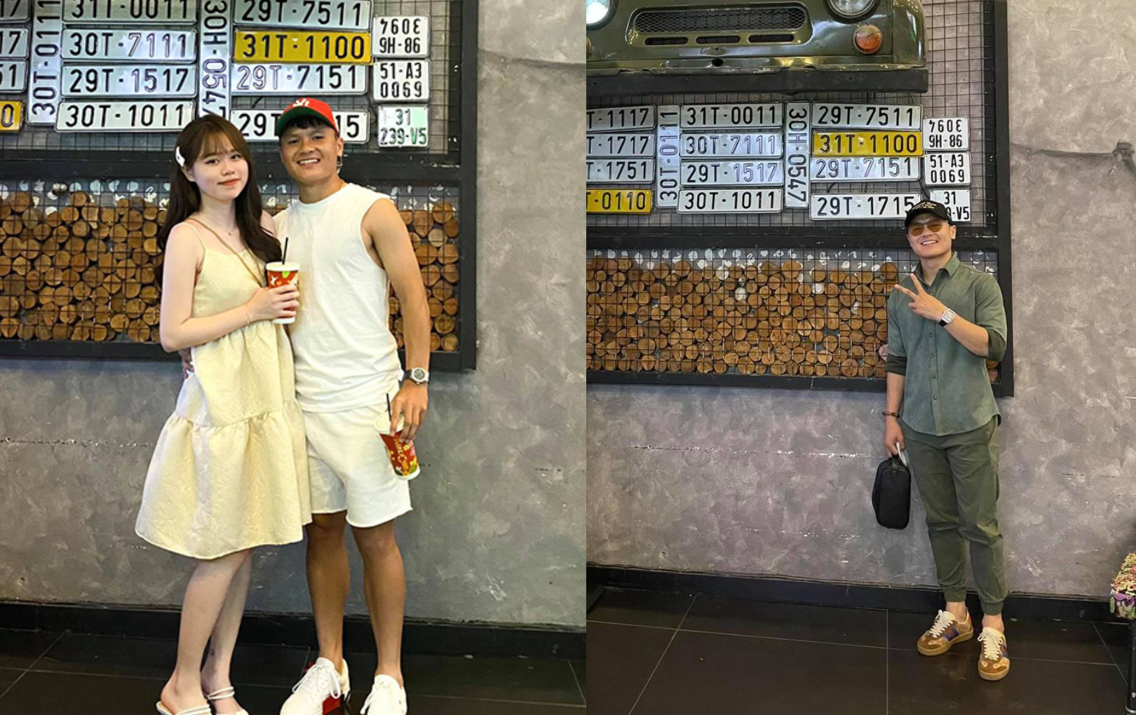 Đăng ảnh có liên quan đến tình cũ Huỳnh Anh, Quang Hải bất ngờ được dân tình khen ngợi khi so sánh với Sơn Tùng
