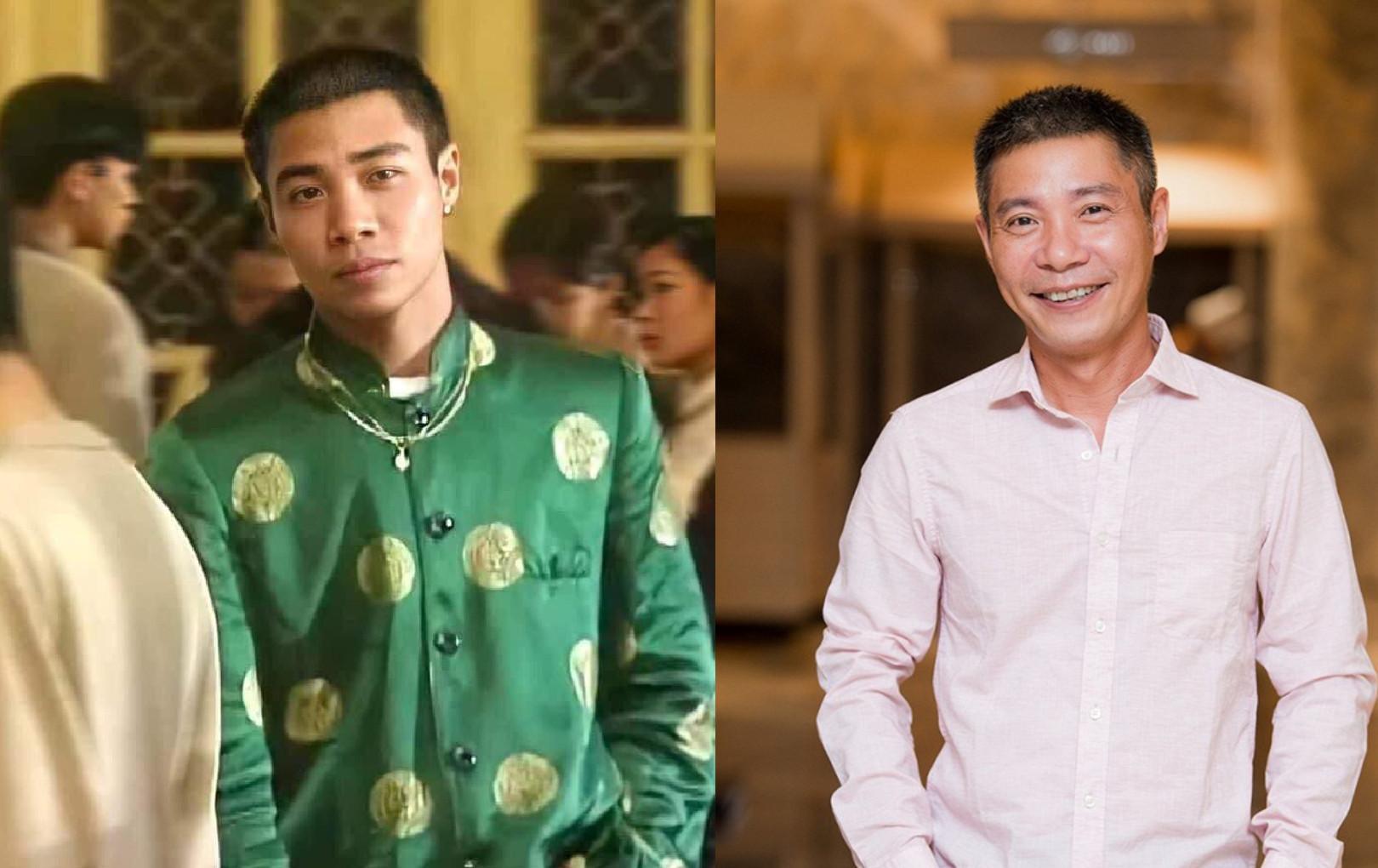 """""""Bắc Đẩu"""" Công Lý gây sốt khi chia sẻ hình ảnh thời trẻ đẹp trai như tài tử Hong Kong"""