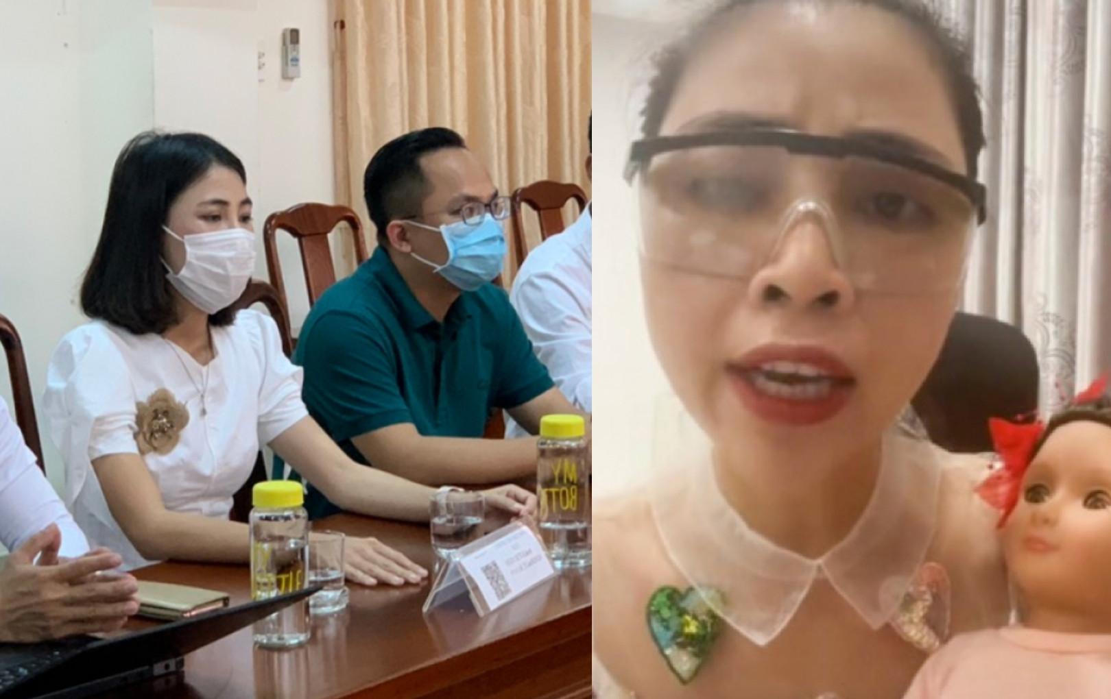 YouTuber Thơ Nguyễn bị xử phạt 7,5 triệu đồng, sau lùm nói chuyện, cho búp bê uống Coca để xin vía học giỏi