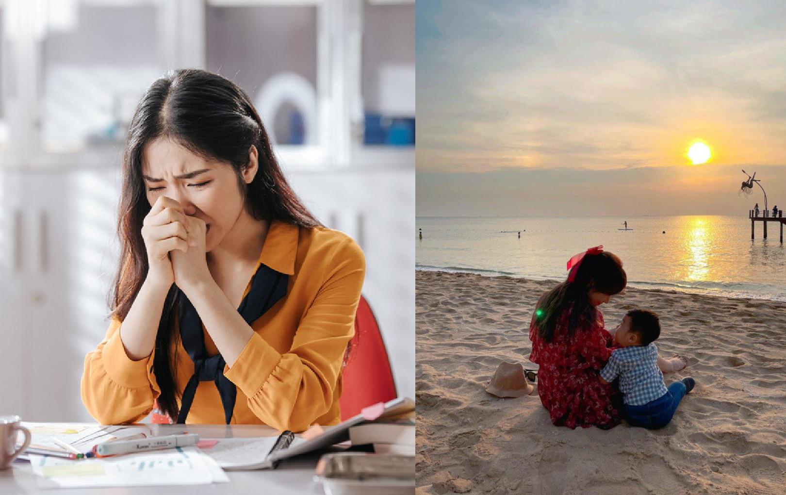 """Đang hạnh phúc bên chồng con, Hòa Minzy bất ngờ đăng đàn tìm """"người thương"""", liền bị netizen nhắc nhở"""