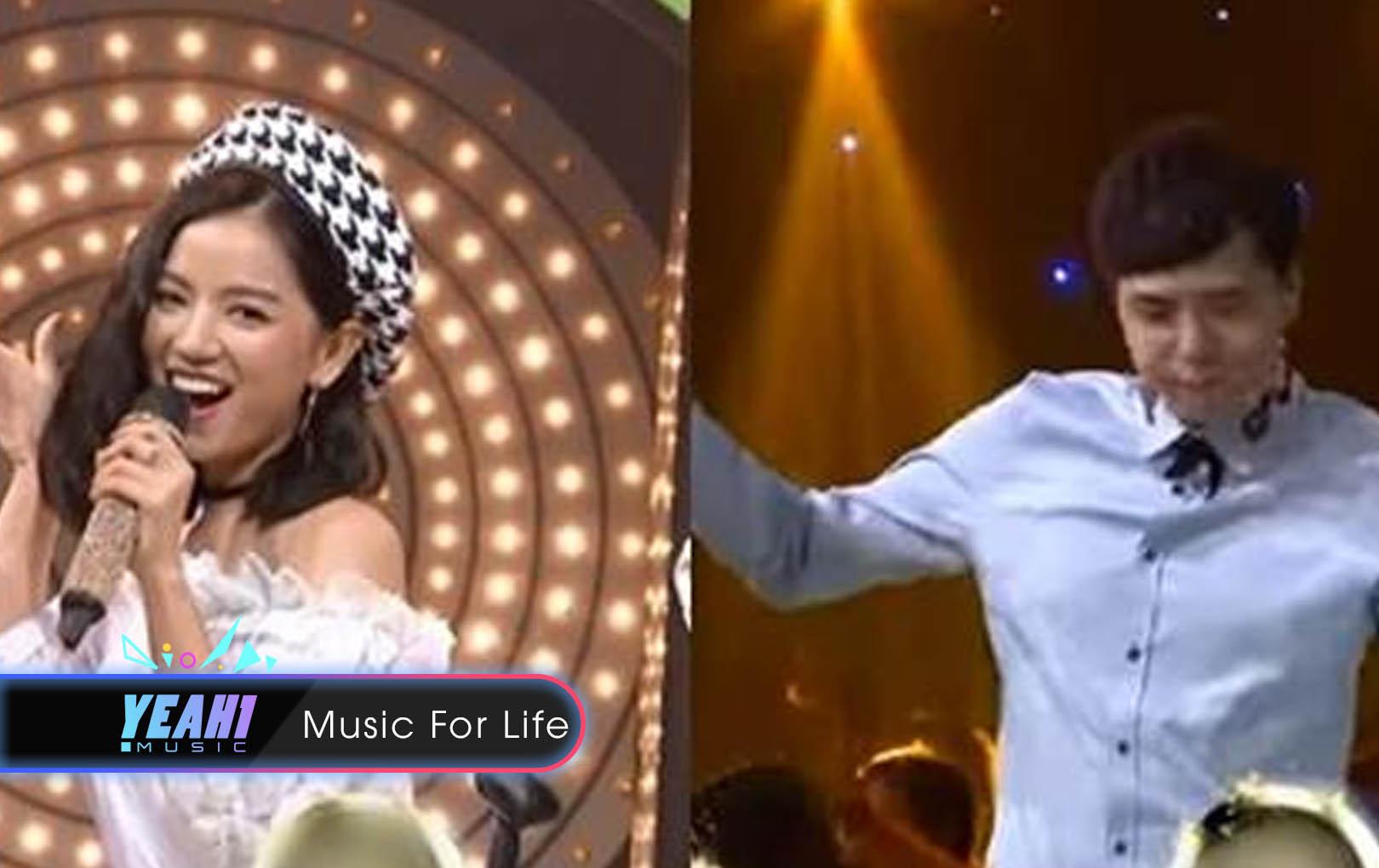 Tưởng không hát nổi hit 'Cô Ba Sài Gòn', gái xinh vừa khoe giọng, Trịnh Thăng Bình ào lên quẩy vì quá sung