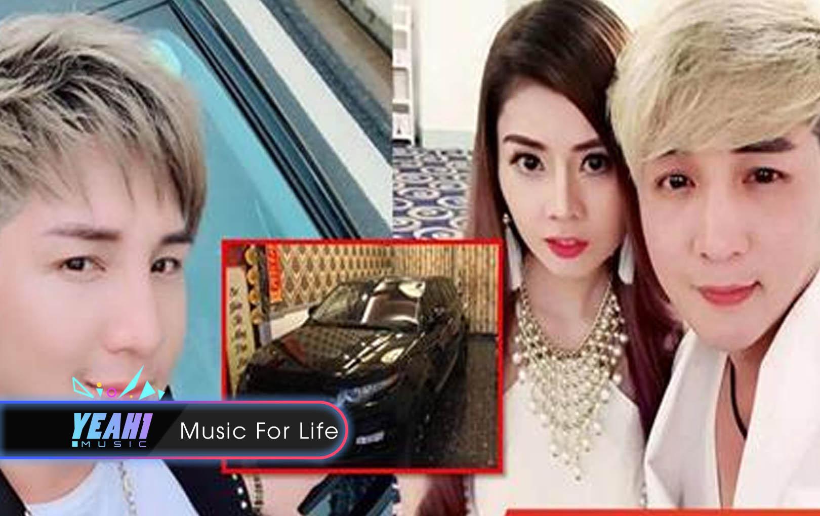 Mải miết chạy show hội chợ, Lâm Chấn Khang vẫn dư sức mua xế hộp tiền tỷ tặng bạn gái hot girl