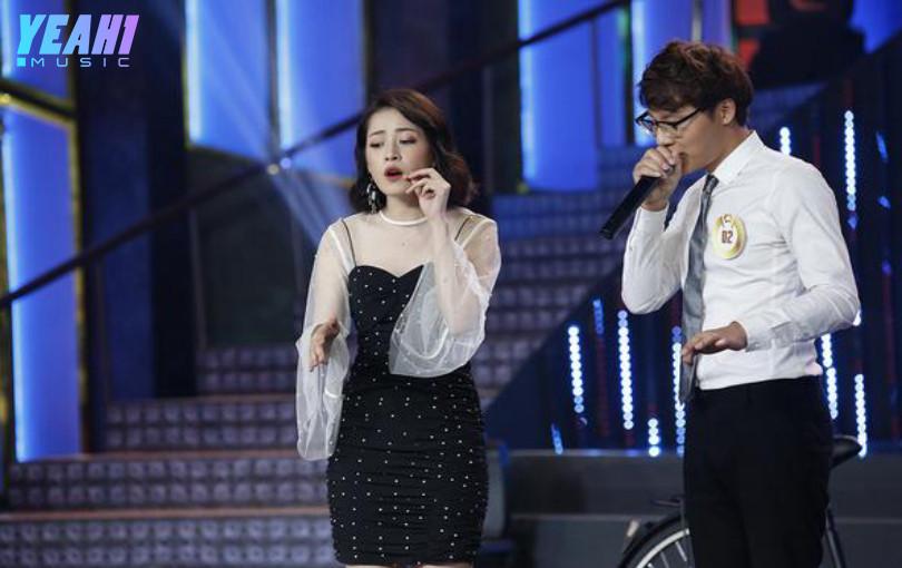 """Tự tin hát live """"Từ hôm nay"""" trên nền nhạc beatbox, Chi Pu khiến Lại Văn Sâm thích thú"""