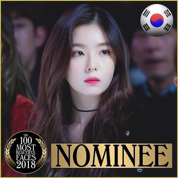 Sơn Tùng M-TP lọt danh sách đề cử 100 gương mặt đẹp nhất 2018 cùng dàn idol xứ Hàn