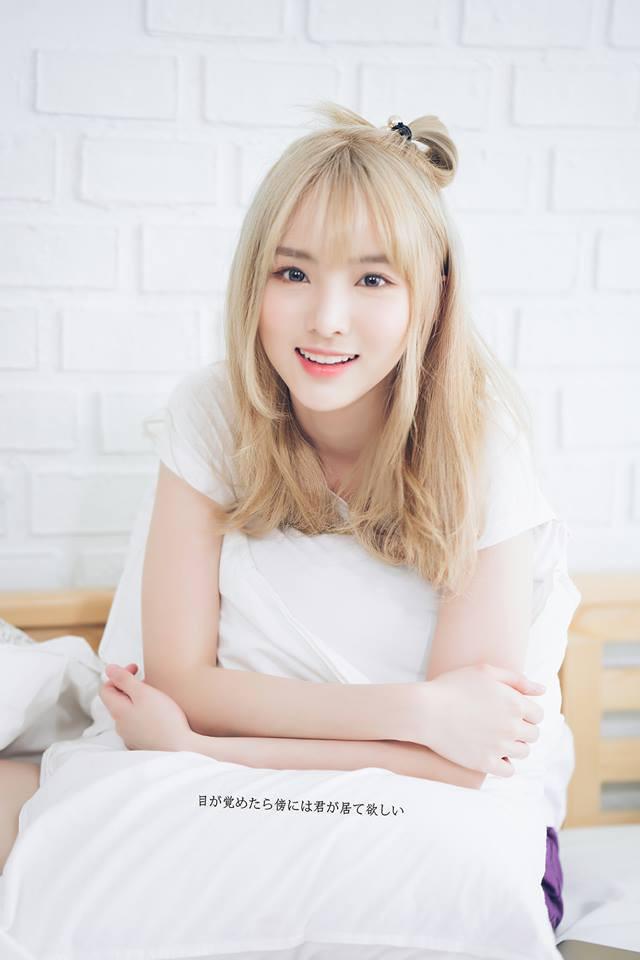 Hot girl Nene đốn tim fan khi trổ tài hát tiếng Hàn cover ca khúc R U của Taeyeon