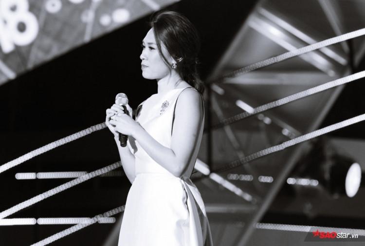 Mỹ Tâm live tiếng Hàn Người hãy quên em đi và đây là clip giúp bạn hát theo cô ấy chuẩn từ A-Z