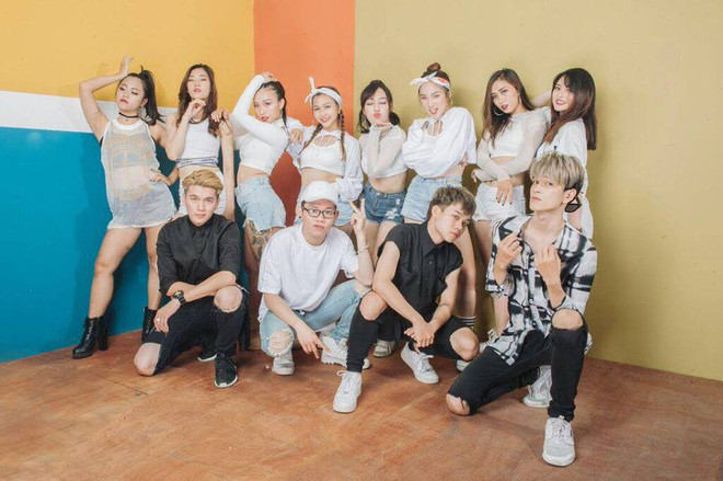 ST.319 vượt đối thủ đến từ Nhật Bản, Thái Lan chiến thắng trong cuộc thi dancer cover do YG tổ chức