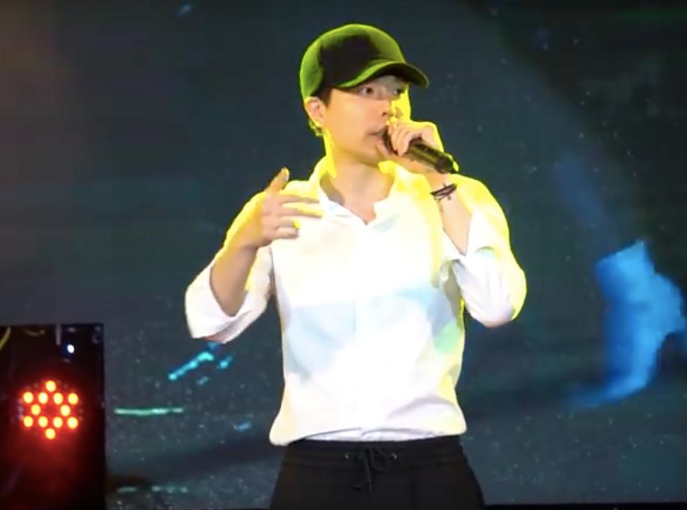 Trịnh Thăng Bình thả thính ngọt lịm trên sân khấu với bản live Em ngủ chưa?