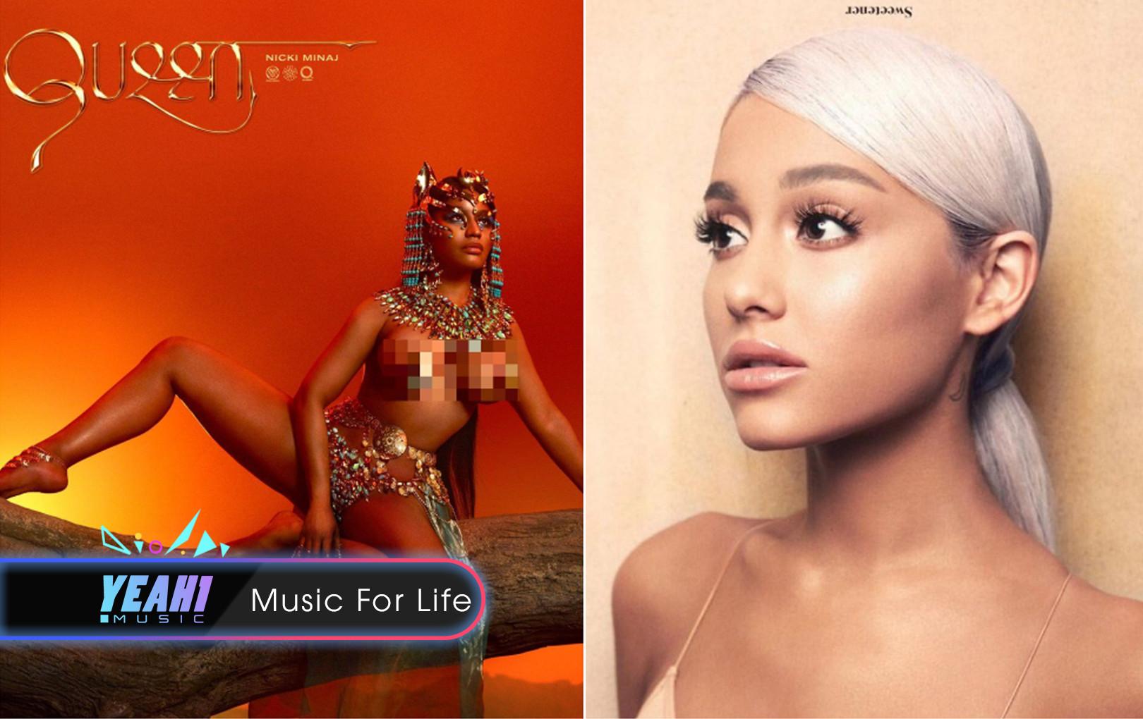 """Quyết giữ quan hệ """"chị em"""" với Nicki Minaj, Ariana đã có hành động bất ngờ này!"""