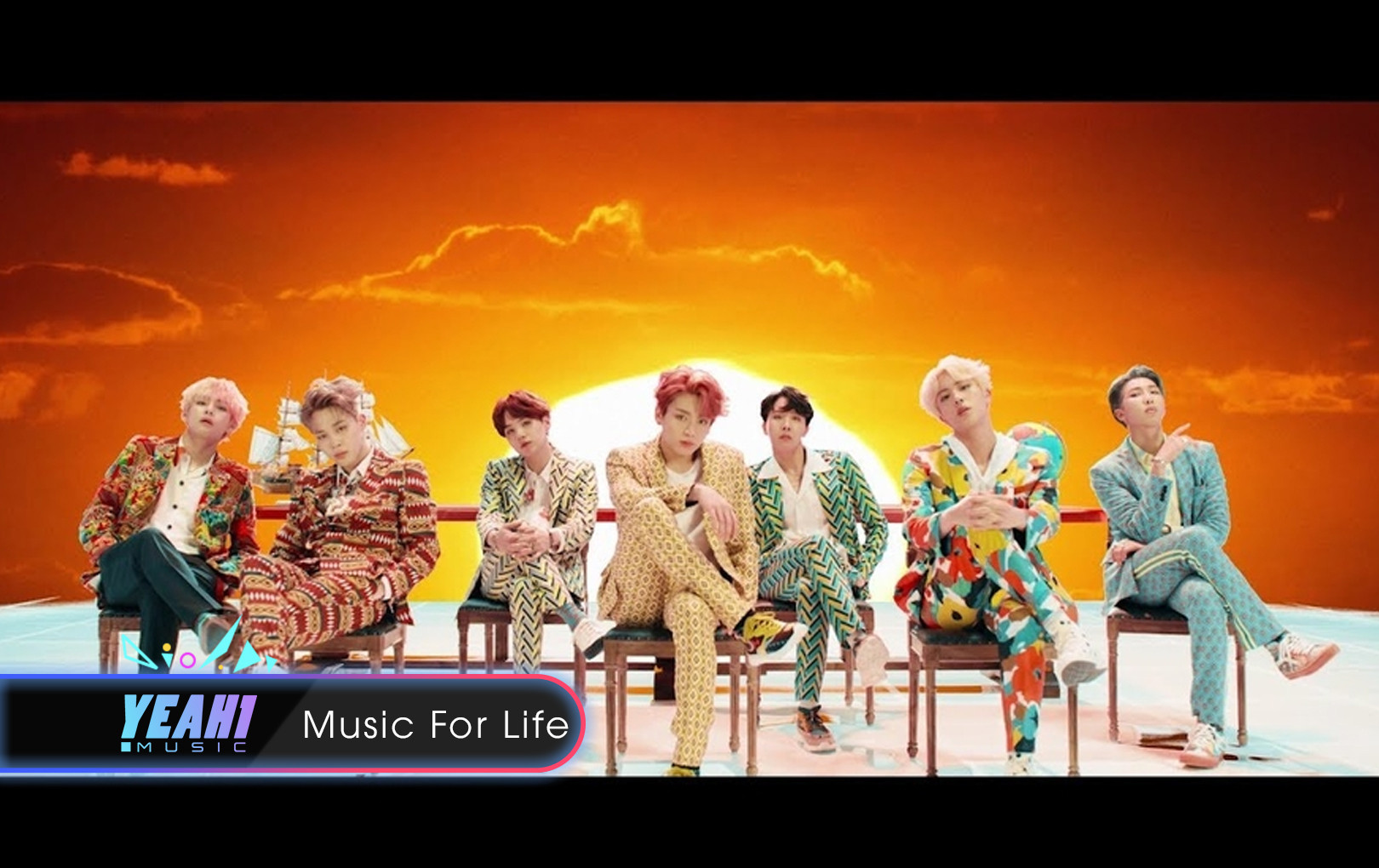 BTS chính thức thả xích MV mới IDOL, phần lời đầy thâm thúy khiến antifan cũng phải cứng họng