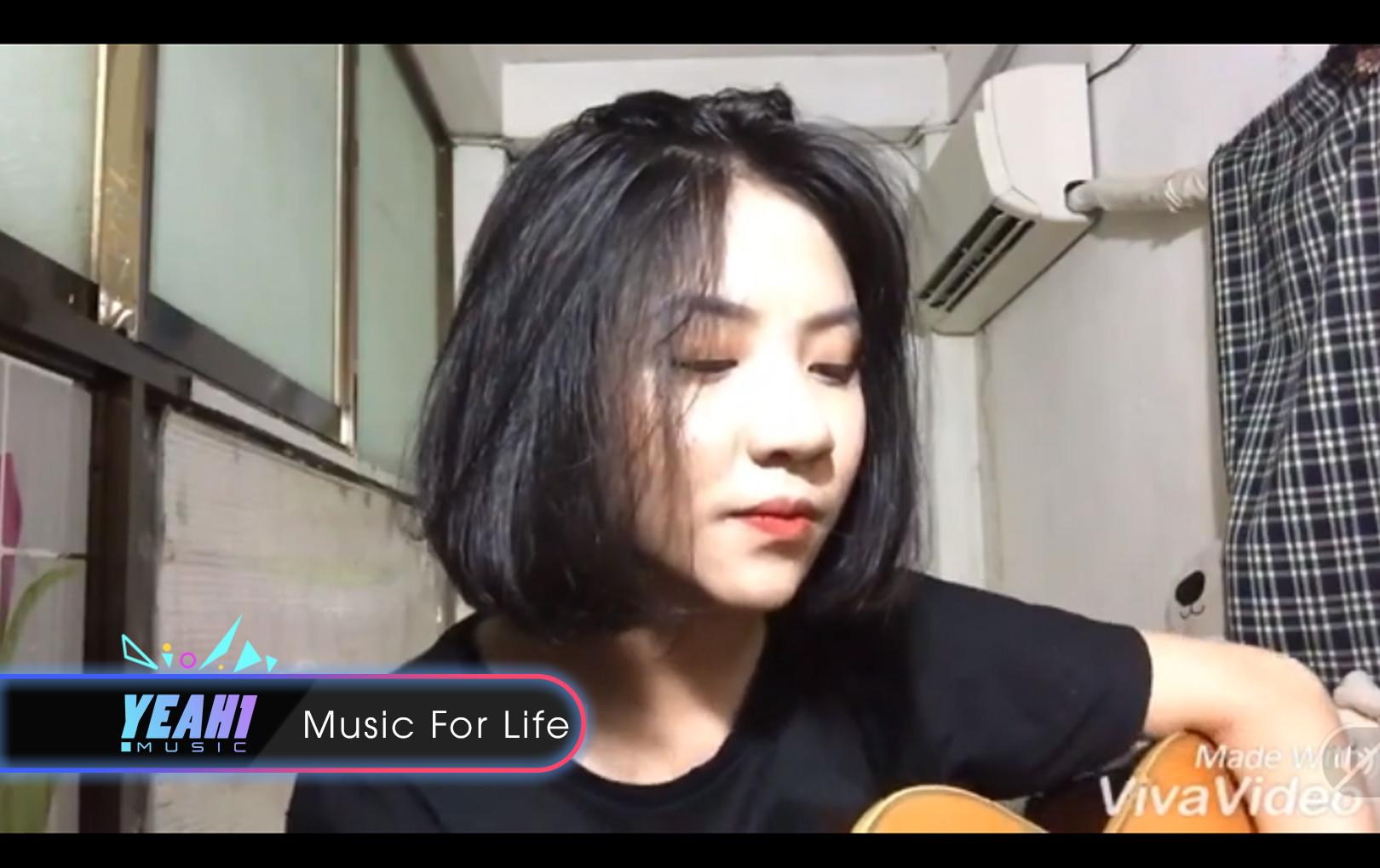 """Cover hit Hongkong1, cô bạn xinh xắn khiến dân tình cần gấp """"thuốc trợ tim"""""""