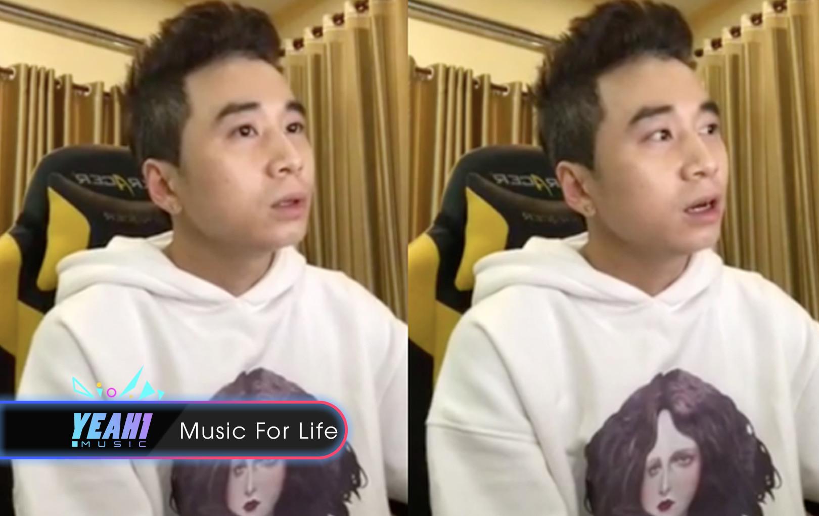 """""""Lụi tim"""" trước bản cover """"HongKong1"""" của chàng rapper quốc dân Karik"""