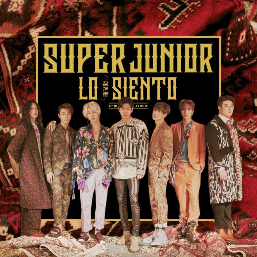 Super Junior - những ông hoàng Kpop tích cực lăng xê tiếng Tây Ban Nha