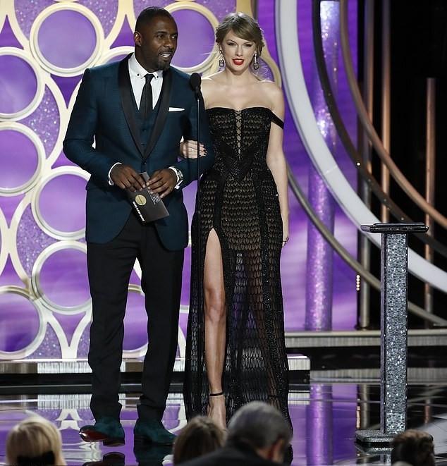 Đã lâu không xuất hiện, Taylor Swift vẫn chặt đẹp dàn mỹ nhân tại Quả Cầu Vàng 2019