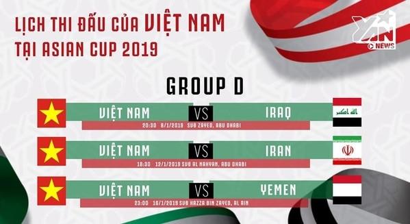 Đội hình ĐT Việt Nam - ĐT Iran: Văn Hậu tái xuất, Xuân Trường nhường chỗ cho Đức Huy