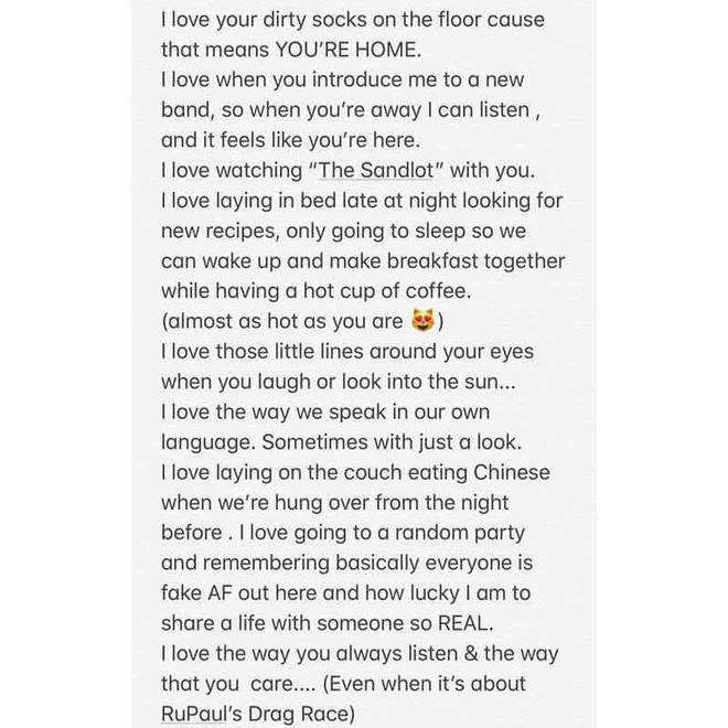 Tan chảy trước tâm thư Miley Cyrus gửi Liam: Hóa ra hạnh phúc lại giản đơn như vậy!