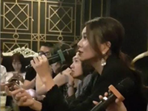 Thanh Hằng cover hit Mỹ Tâm, gây bất ngờ với giọng hát cực ngọt