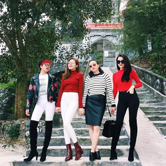 Ngưỡng mộ trước nhan sắc xinh đẹp của 4 chị em nhà bạn gái tin đồn Sơn Tùng M-TP