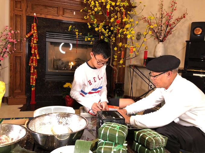 Những sao Việt lần đầu đón Tết trong nhà tiền tỉ mới tậu