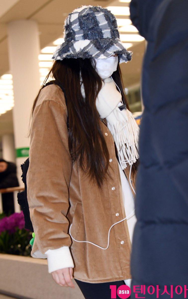 BLACKPINK mệt mỏi trở về Hàn sau lịch trình ở Mỹ khiến fan xót xa