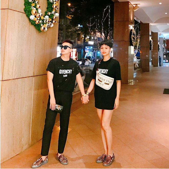 Giữa nghi án cạch mặt, Duy Khánh bất ngờ khoe ảnh thân thiết với bản sao Miu Lê