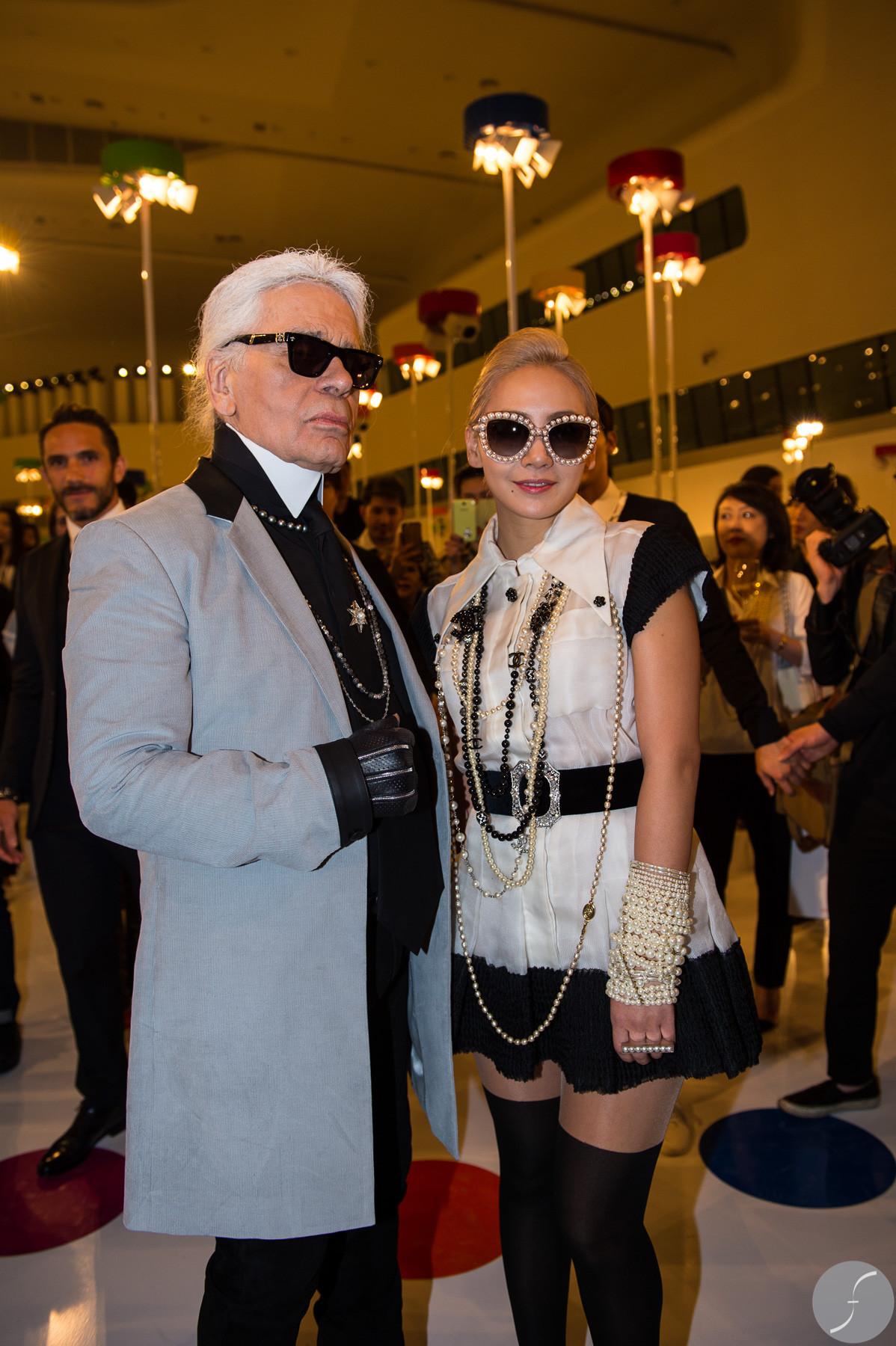 Những idol Kpop may mắn từng lọt vào mắt xanh của huyền thoại Karl Lagerfeld