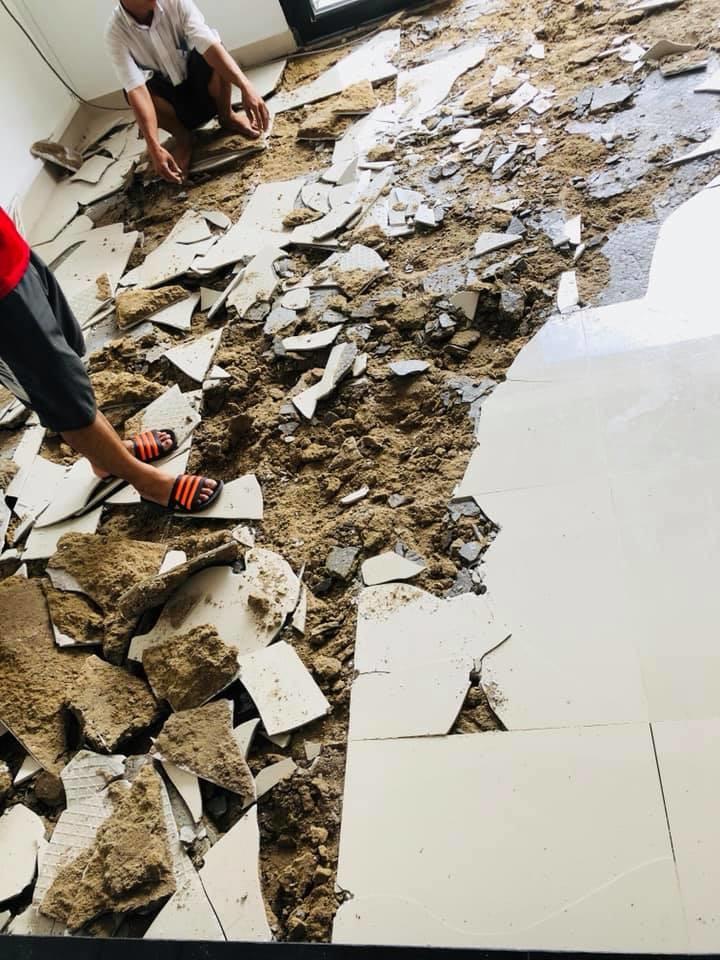 Chồng vừa mua nhà tiền tỉ liền đập tan nát, Hải Băng phản ứng thế nào?