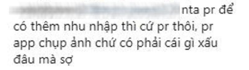 Chỉ đăng ảnh selfie, bạn gái Duy Mạnh bị antifan chỉ trích moi tiền bạn trai, chỉ biết PR và khoe quà