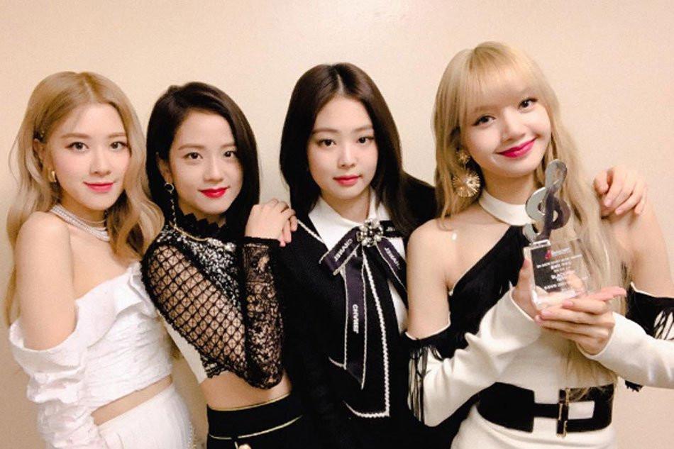 BLACKPINK đại diện châu Á trong danh sách đề cử Kids Choice Awards 2019