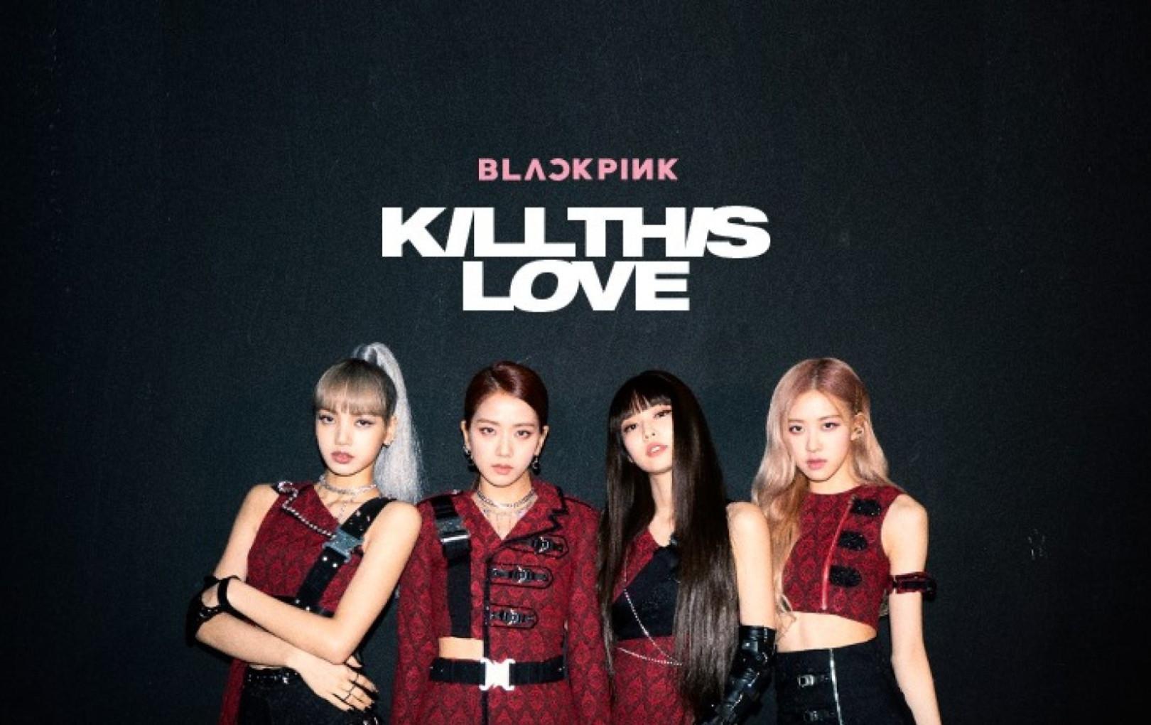 """""""Kill This Love"""" lập kỷ lục MV Kpop cán mốc 200 triệu lượt xem nhanh nhất trên YouTube"""