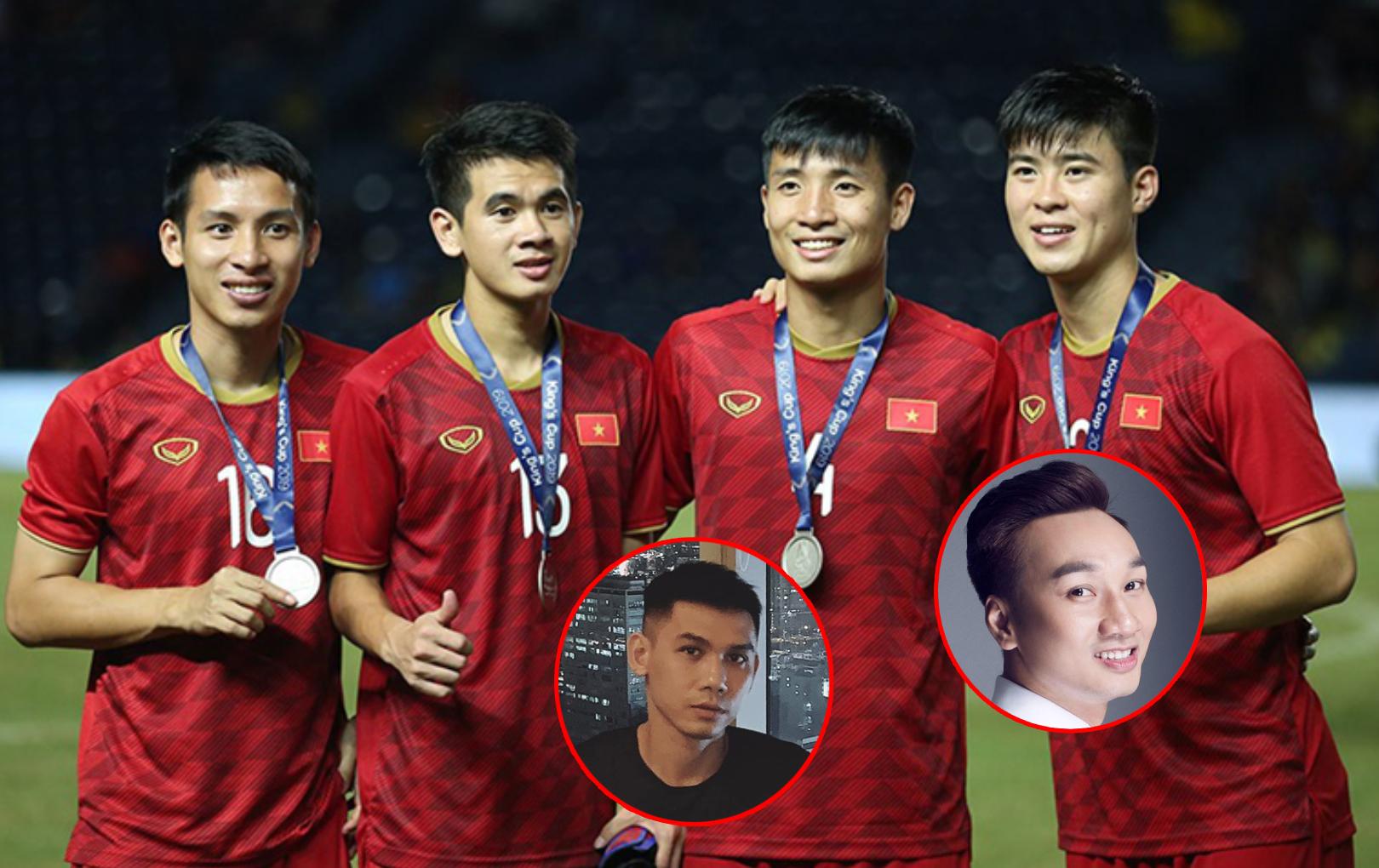 Sao Việt tiếc nuối, gửi lời động viên khi Việt Nam giành Á quân ở chung kết King's Cup 2019