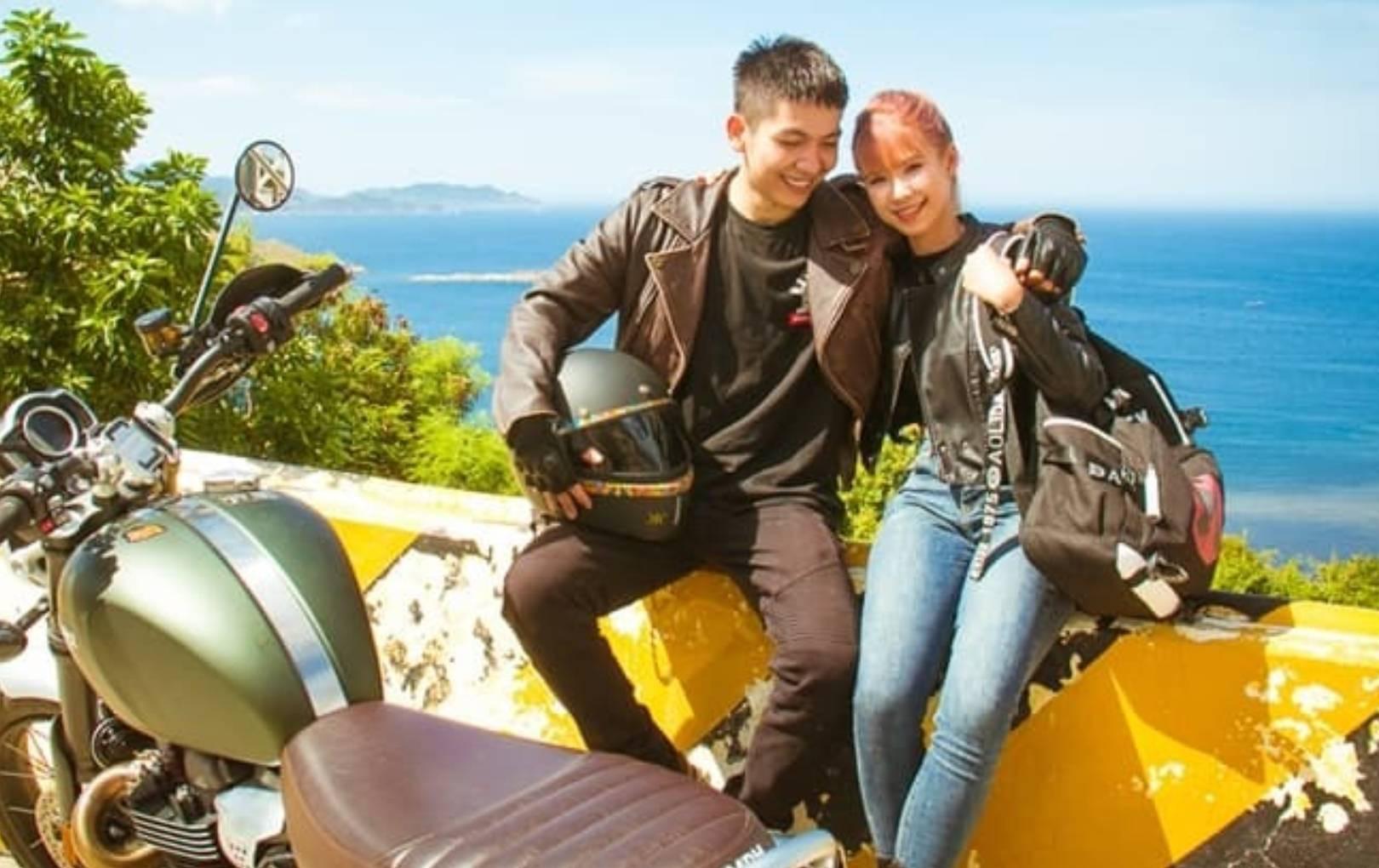 Cặp vợ chồng kì lạ nhất showbiz: Khởi My - Kelvin Khánh không hàng hiệu xe sang, chỉ có những chuyến đi