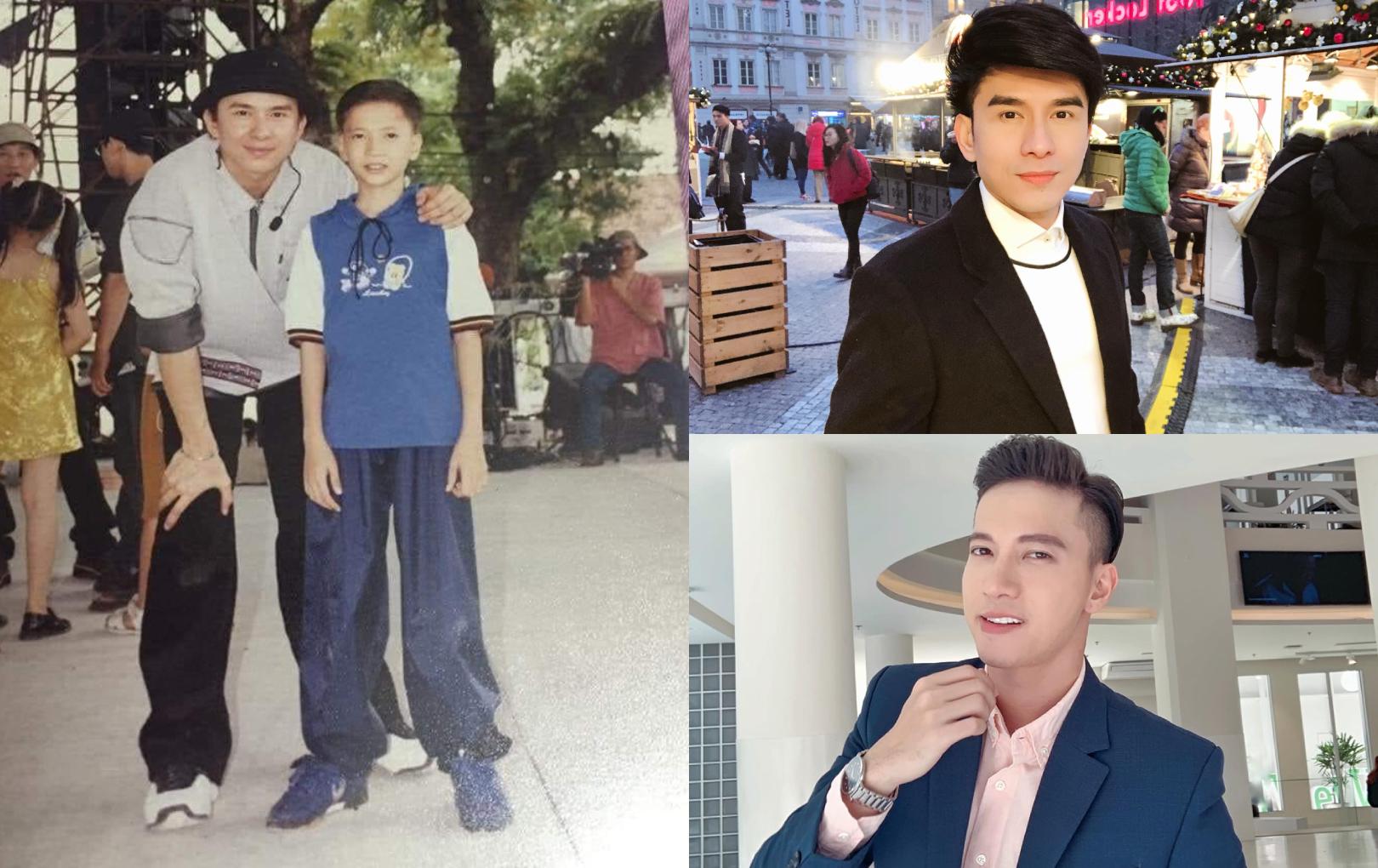 Fanboy thành công như S.T Sơn Thạch: Từng làm vũ công cho Đan Trường, nay được thần tượng chủ động nhắn tin