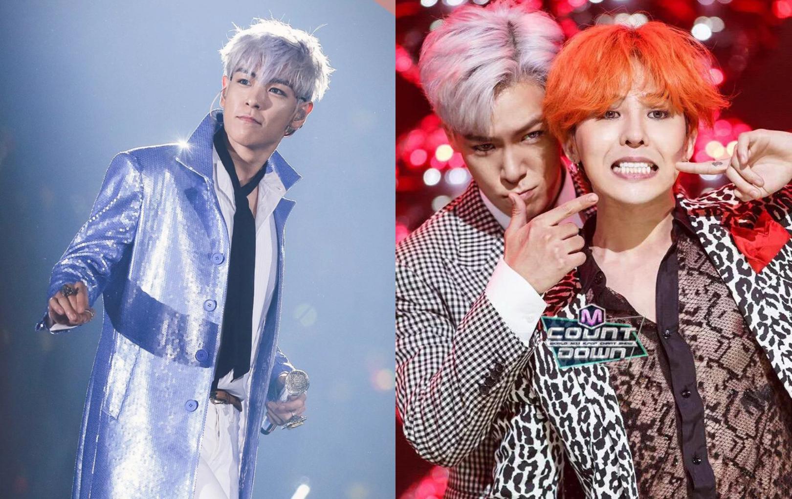 T.O.P (Big Bang) bất ngờ đăng bản nhạc lạ, fan nghi vấn chuẩn bị cho màn comeback cùng  G-Dragon?