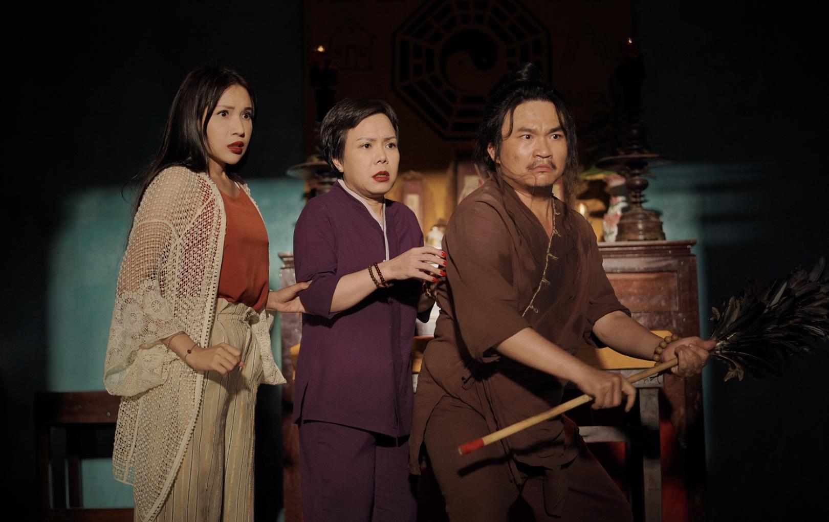 """Trailer """"Pháp Sư Mù"""" – Không mảng miếng hài nhưng vẫn đầy kịch tính và thu hút"""