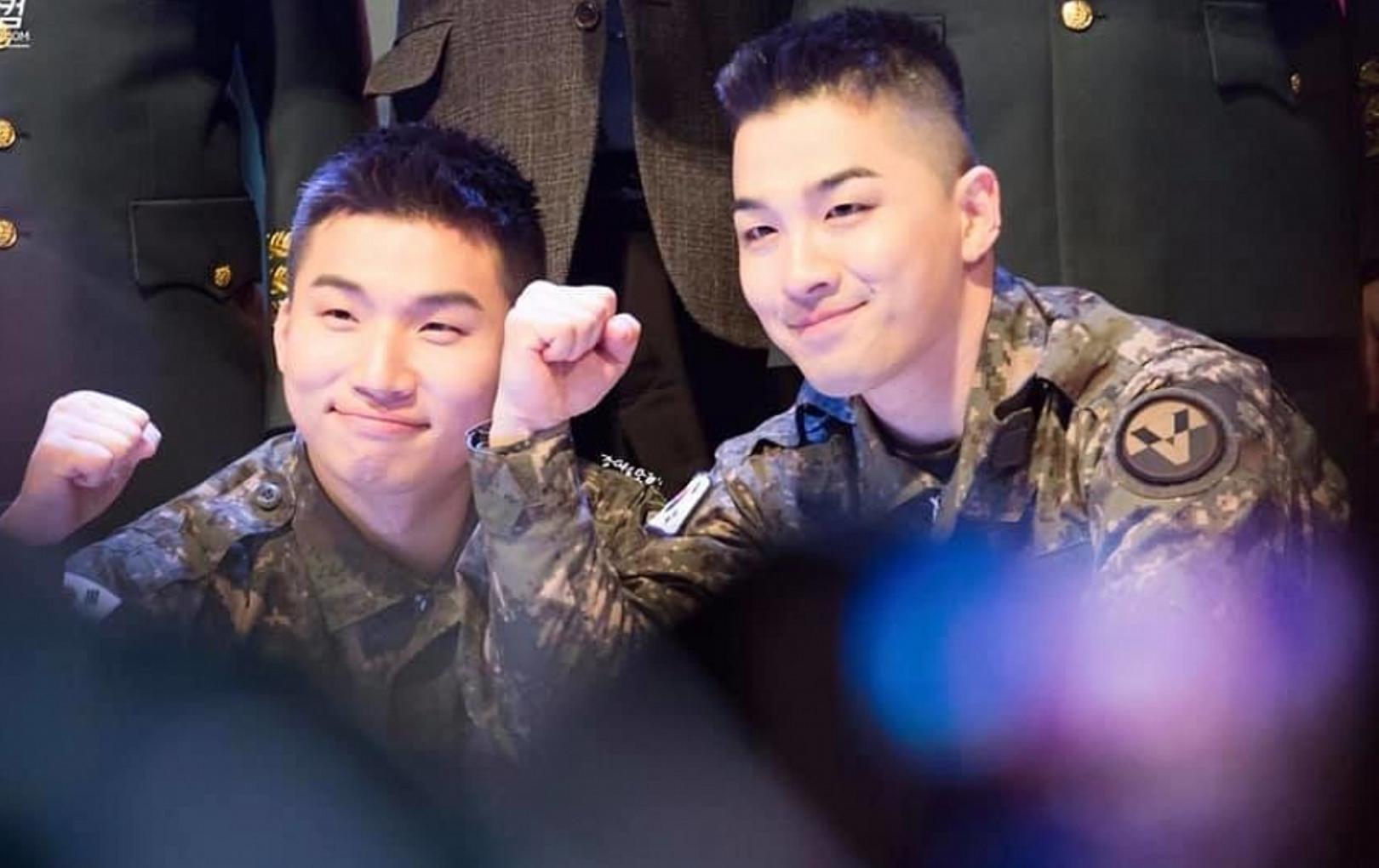 Taeyang và Daesung sẽ cùng xuất ngũ ngày 10/11, fan chờ đợi khoảnh khắc Big Bang tề tựu đông đủ