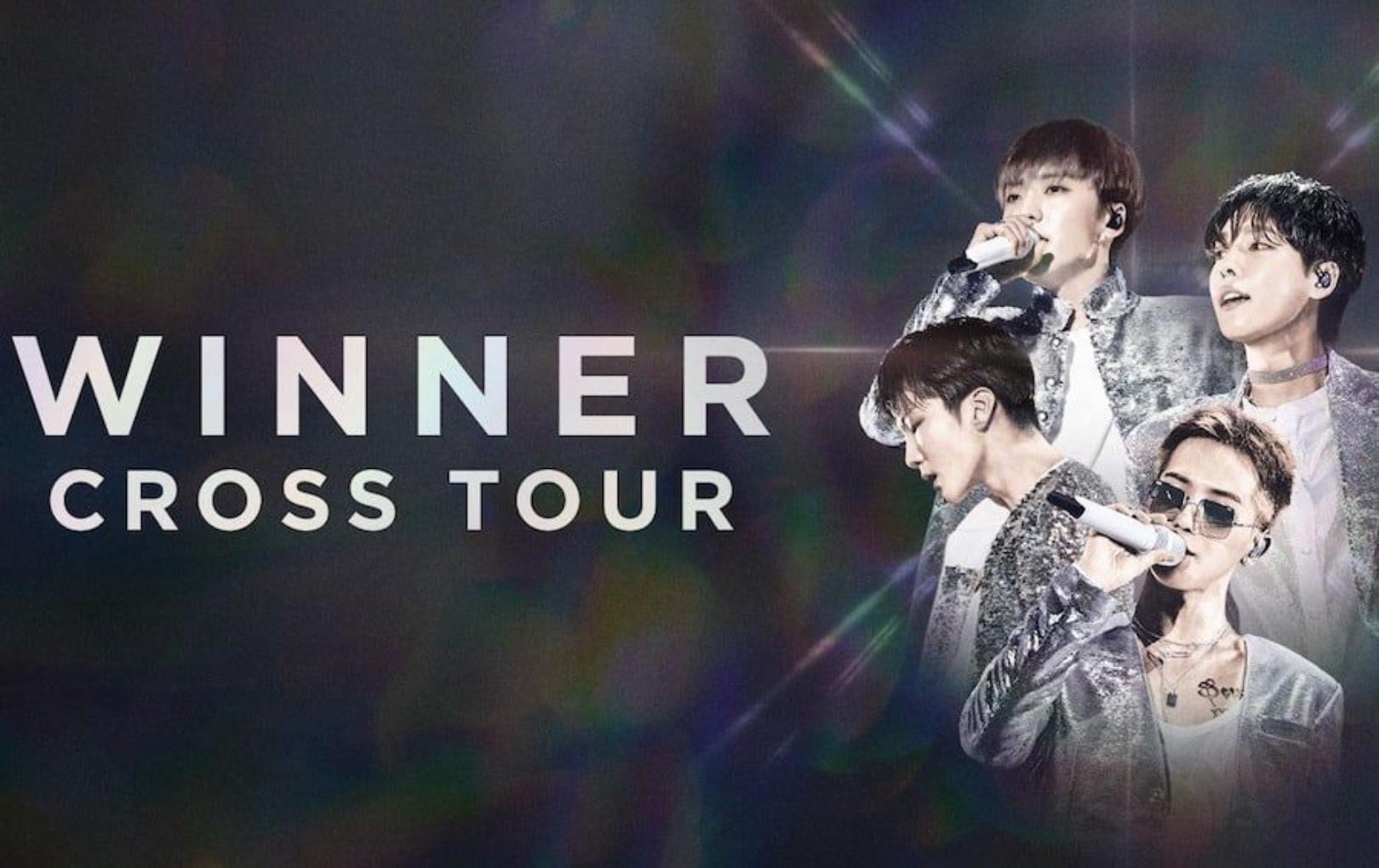 """WINNER lần đầu tổ chức concert tại TP. HCM trong khuôn khổ """"CROSS Tour"""" vào đầu năm 2020"""