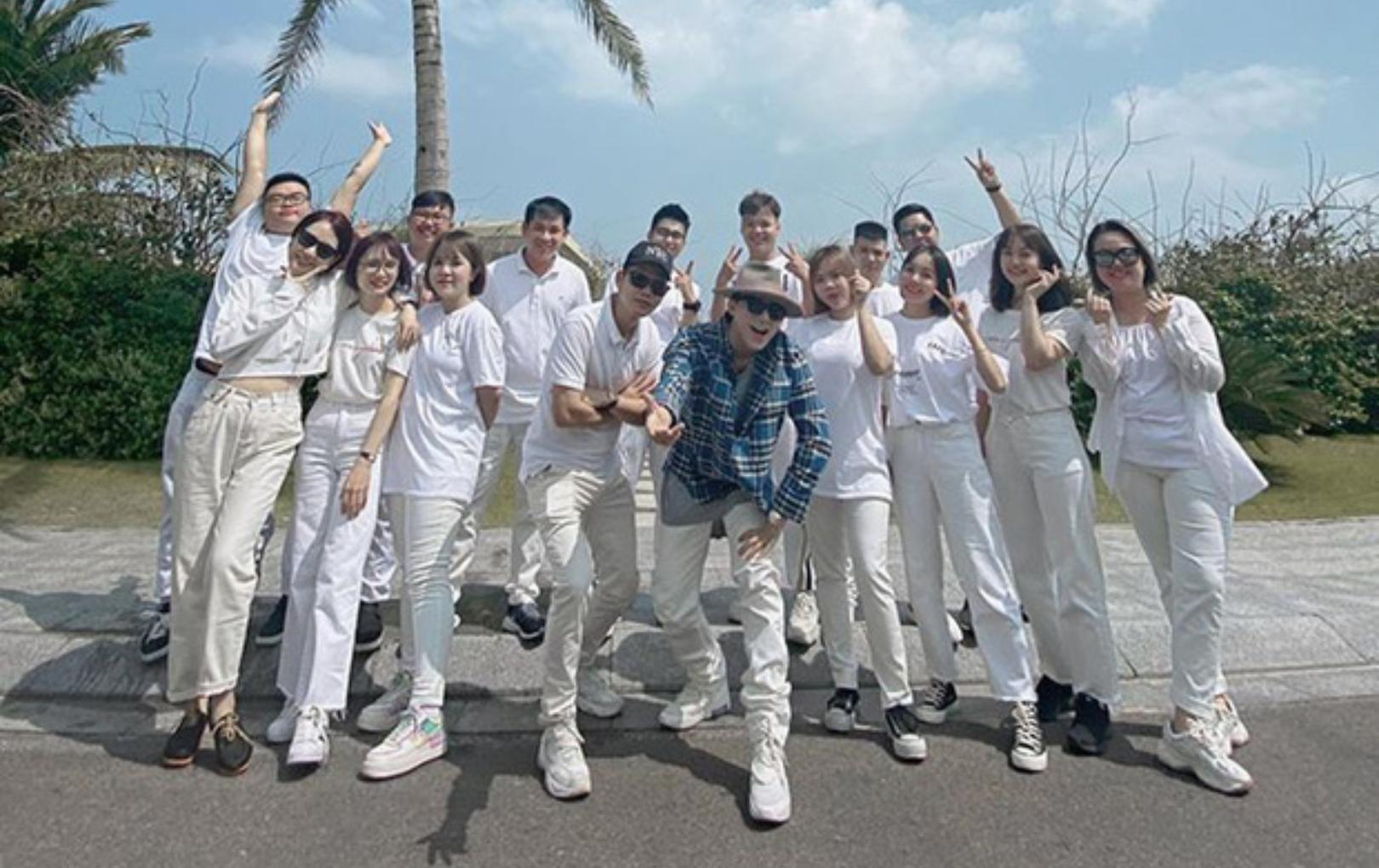 Sơn Tùng M-TP viết tâm thư dài mừng 3 năm thành lập công ty M-TP Entertainment