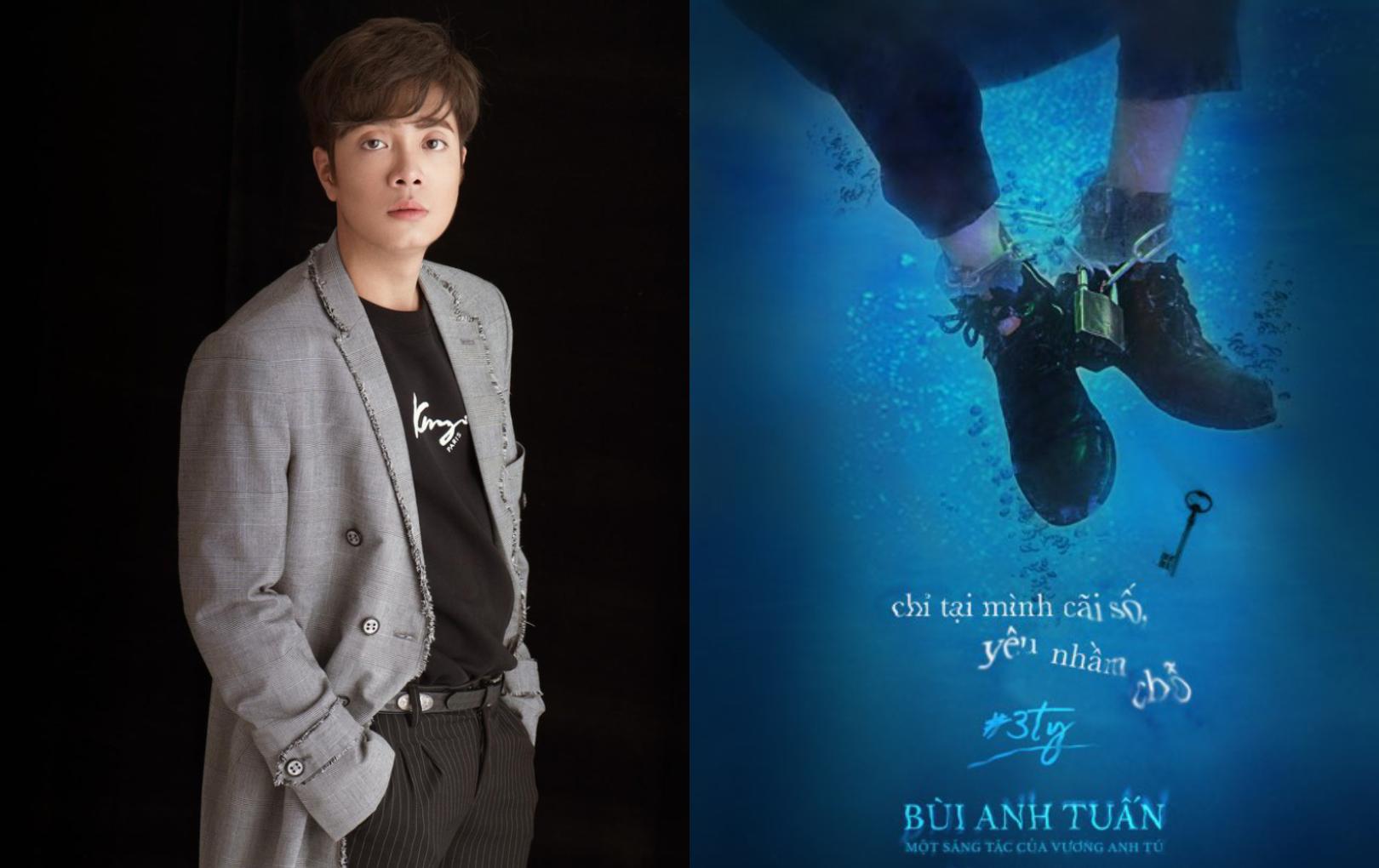 """""""Hoàng tử tình ca"""" Bùi Anh Tuấn tung teaser MV trở lại, fan chờ đợi màn khoe nốt cao nổi da gà"""