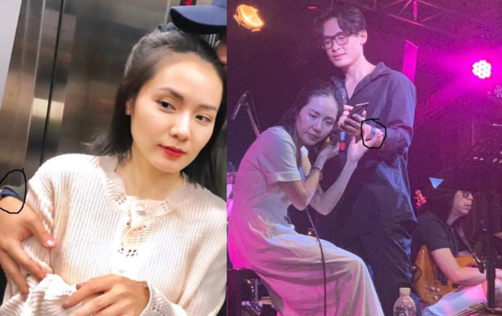 """Rộ tin đồn cặp đôi """"Cơn mưa tình yêu"""" Phương Linh - Hà Anh Tuấn hẹn hò"""