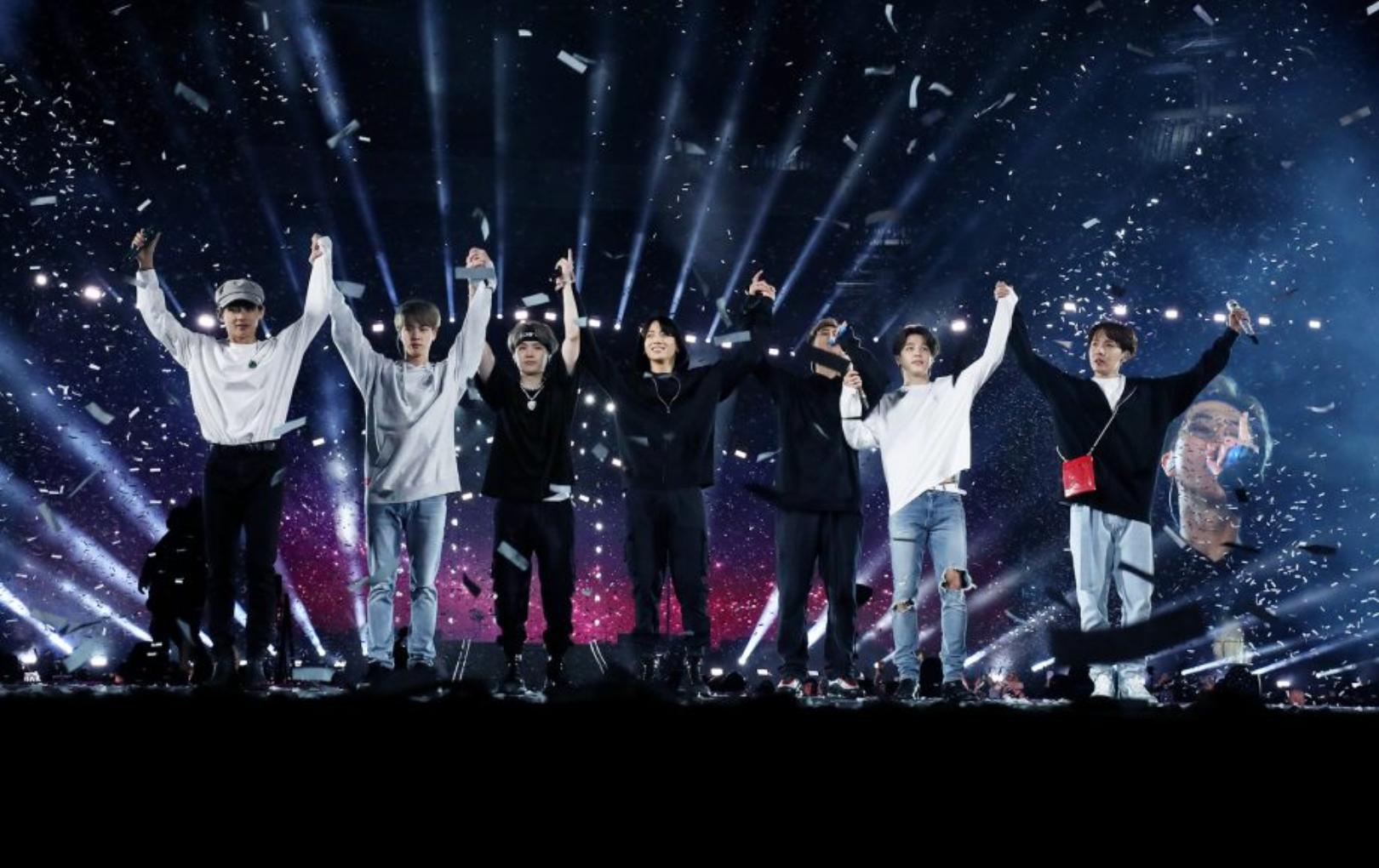 """""""Love Yourself: Speak Yourself"""" của BTS được vinh danh là concert xuất sắc nhất năm 2019"""
