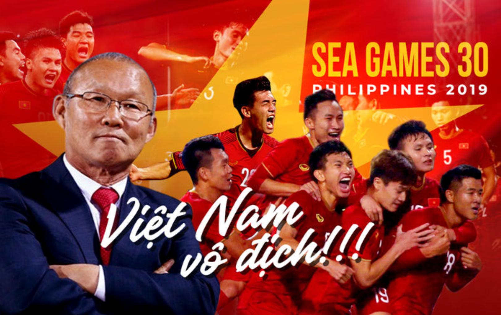 U22 Việt Nam vô địch SEA Games 30: Tuyệt vời, HCV lịch sử sau 60 năm!