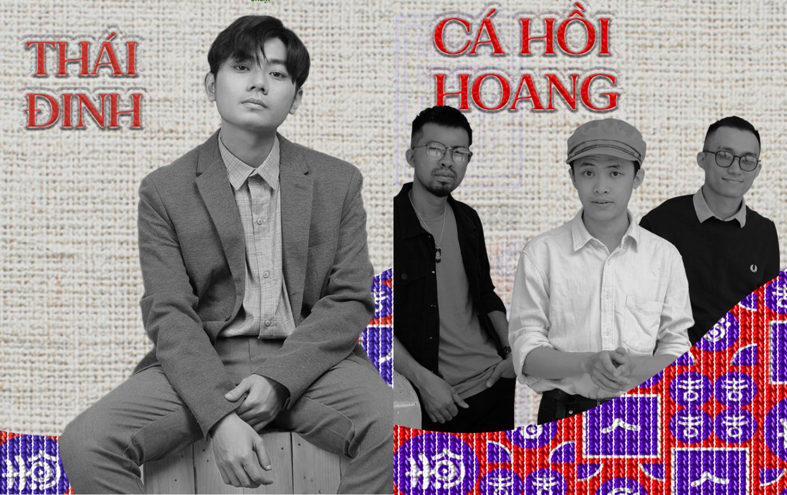 Cá Hồi Hoang, Thái Đinh, Nam Kun cùng dàn nghệ sĩ indie tề tựu trong đêm nhạc tối giao thừa tại Đà Lạt
