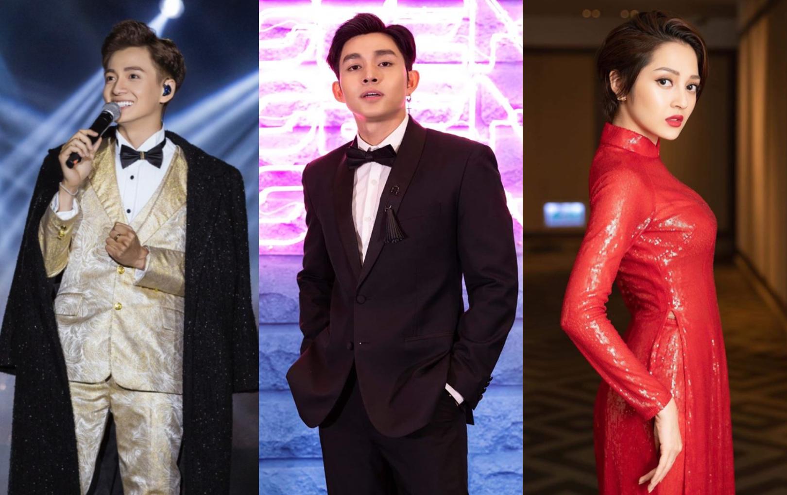 Jun Phạm, Ngô Kiến Huy, Bảo Anh cùng loạt sao Việt ôn lại kỷ niệm năm cũ, chúc mừng năm mới 2020