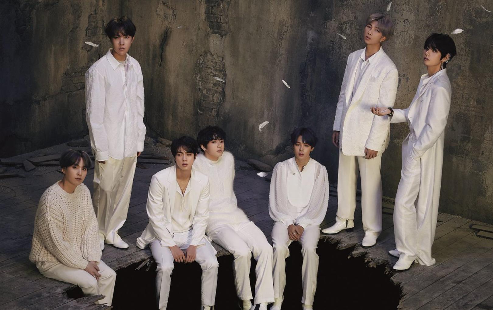 """BTS tung bộ ảnh concept đầu tiên cho album mới """"Map of the Soul: 7"""""""