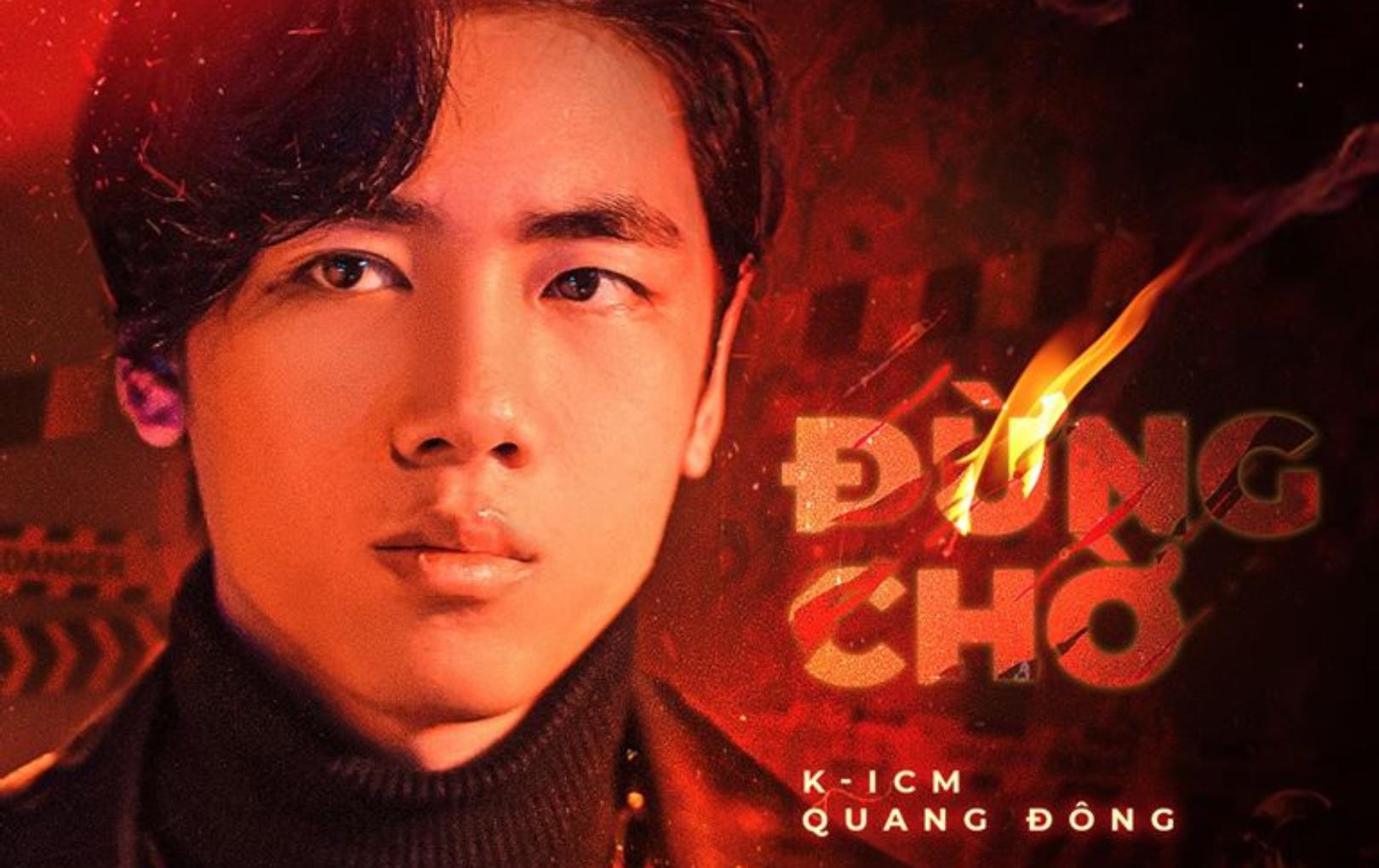 """K-ICM và Quang Đông tung demo và poster MV mới, liệu có """"phá dớp"""" bị tẩy chay của """"Cần một lý do""""?"""