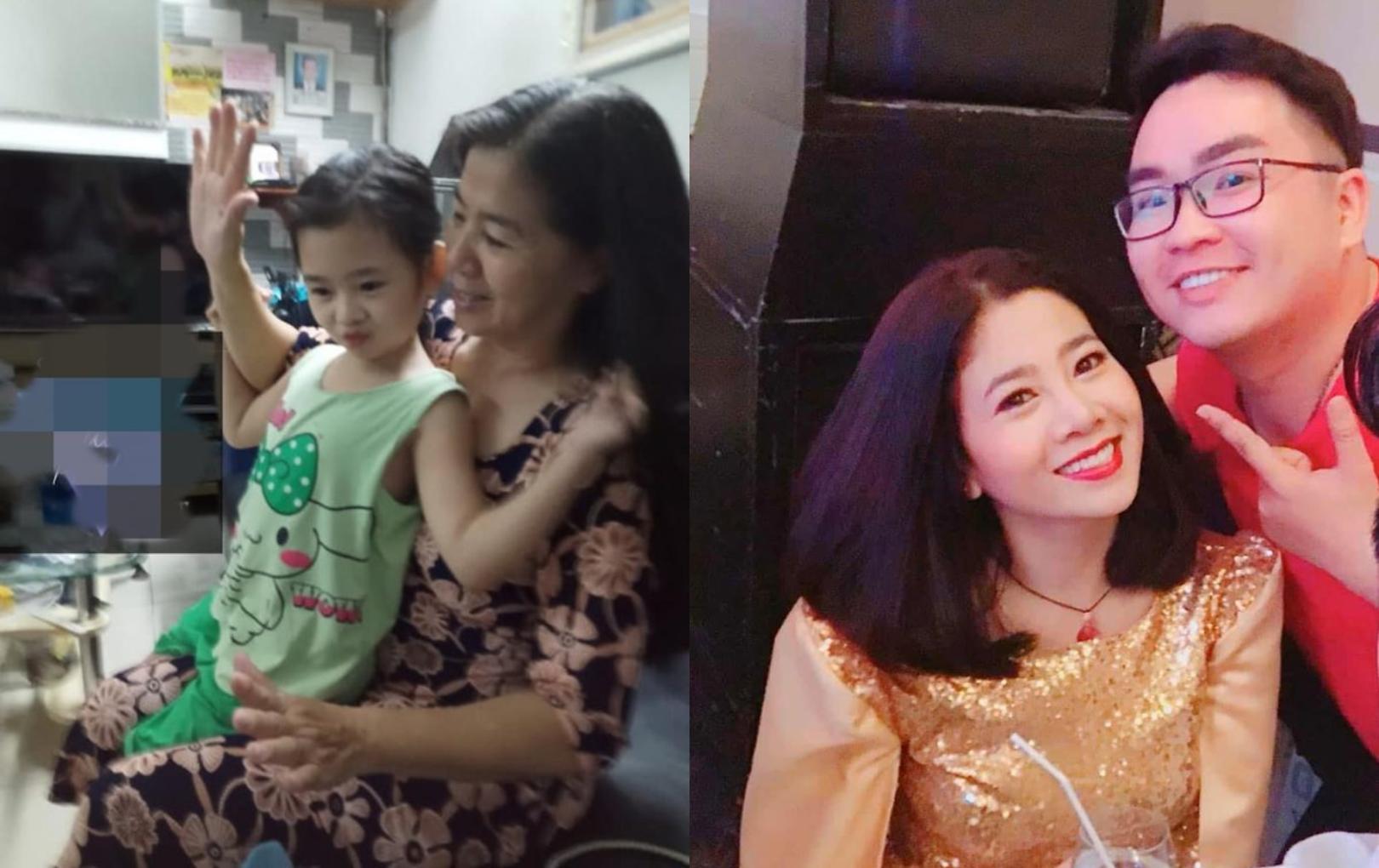 Quản lý Mai Phương tiết lộ sự thật phía sau loạt ảnh vui vẻ của bé Lavie bên bà ngoại