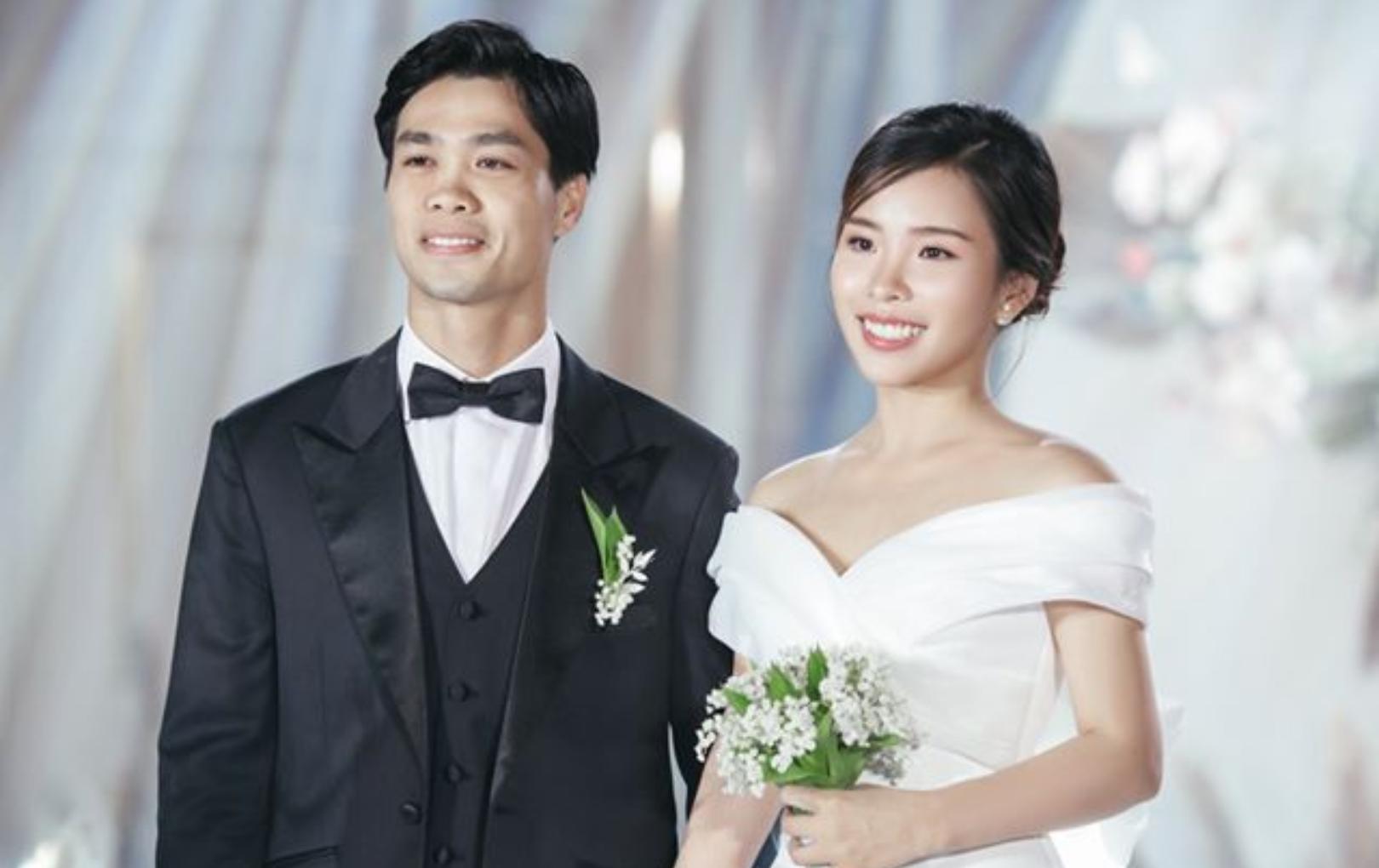 Trầm trồ trước chiếc váy cưới giản dị mà tinh tế của vợ Công Phượng, đáng chú ý là giá thuê 35 triệu