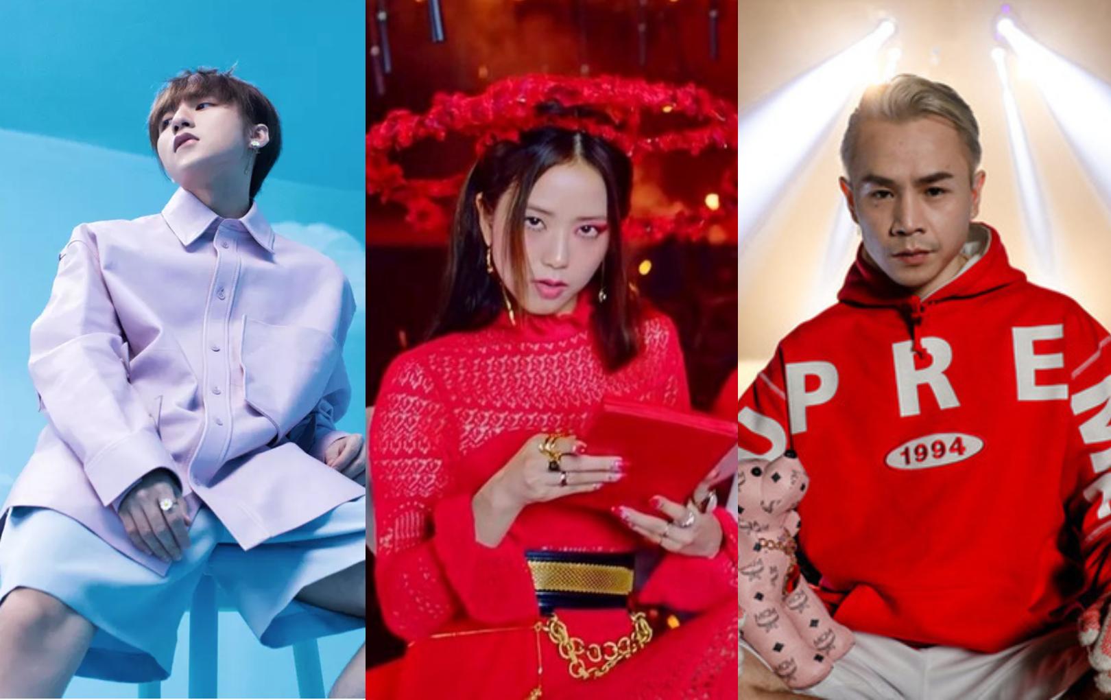 """""""Bigcityboy"""" của Binz vươn lên và hạ BLACKPINK xuống #3, Sơn Tùng M-TP dù gây tranh cãi vẫn tạo nên kỉ lục mới cho Vpop!"""