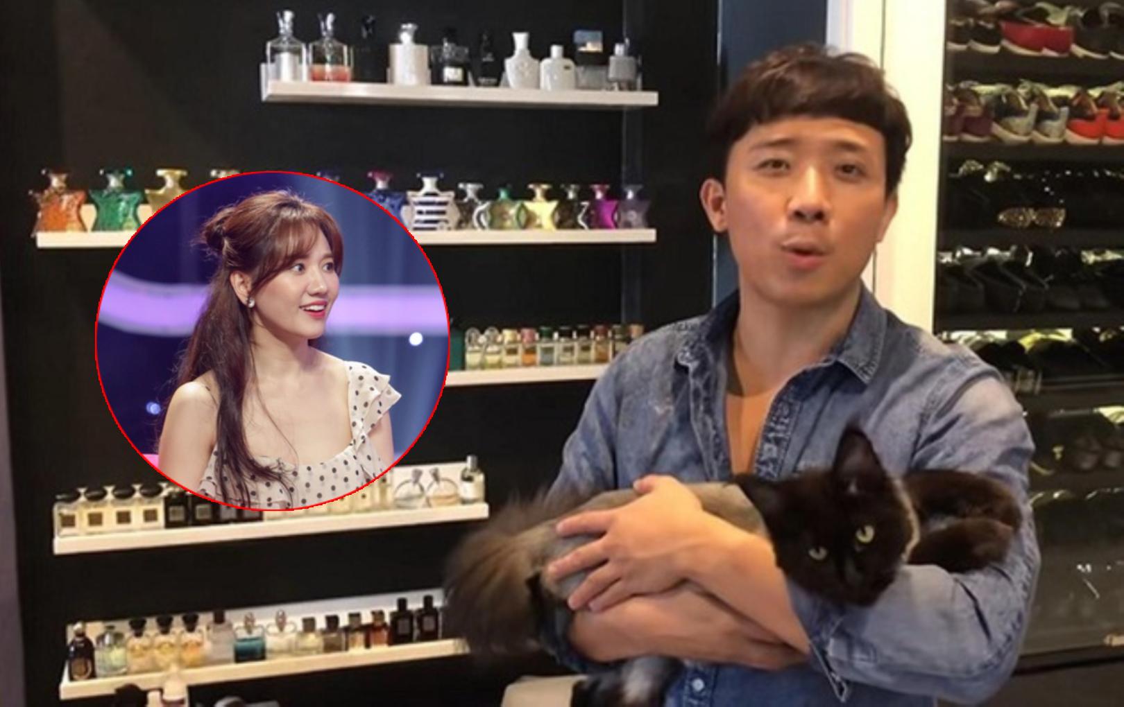 """Hari Won tiết lộ thú chơi """"đốt tiền"""" của Trấn Thành khiến cô """"muốn điên"""""""